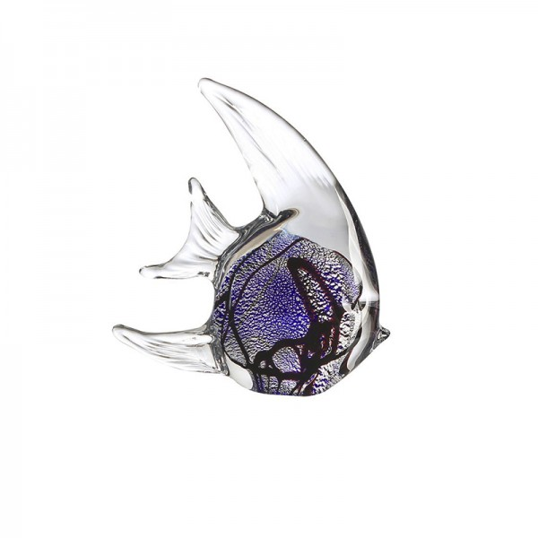Стъклена фигурка Риба