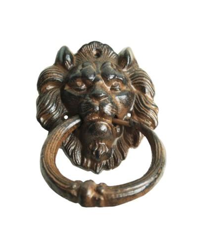 Хлопка за врата с лъвска глава