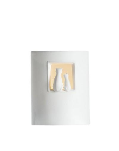 Настолна лампа Котки