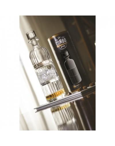 Комплект от гарафа и две чаши за уиски Комбо