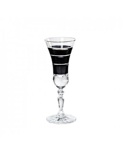 Кристална чаша за ликьор / диджестив