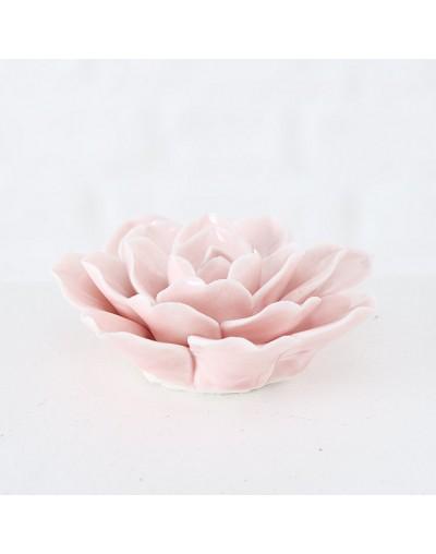 Комлект керамични цветя роза за декорация