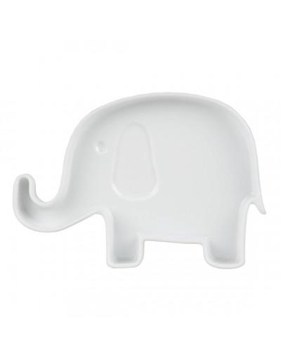 Детска чиния за хранене Слон