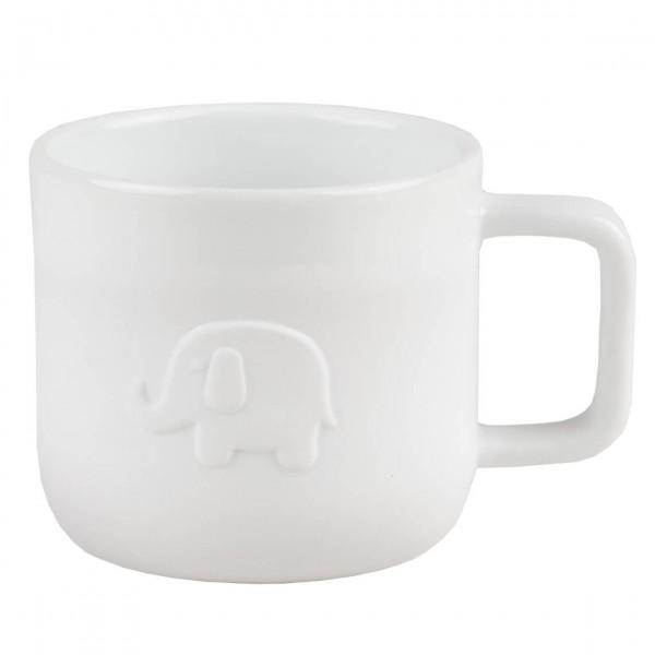 Детска порцеланова чаша Слон