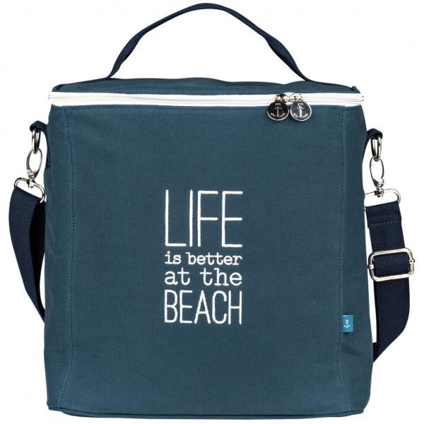 Хладилна чанта Морето като думи