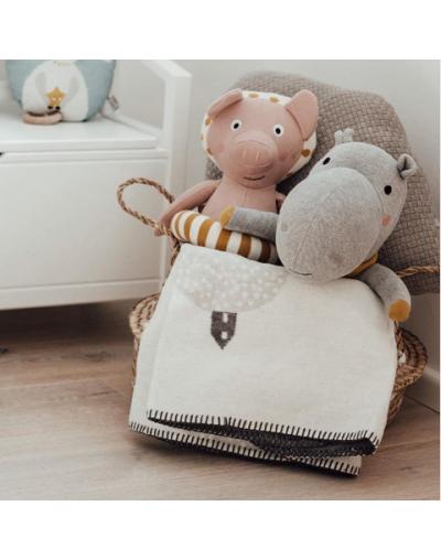 Детско одеяло Кръгове