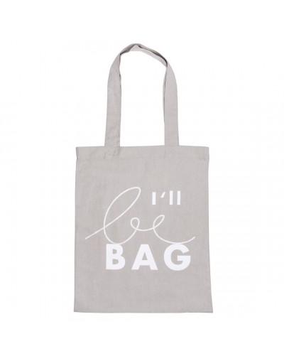 Текстилна торбичка за пазаруване с дръжки