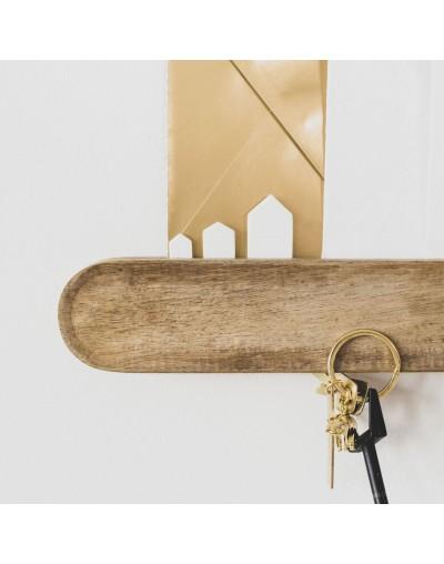 Магнитна закачалка за ключове и писма