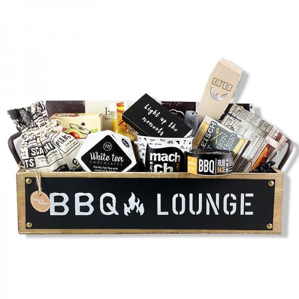 Подаръчна кошница BBQ парти