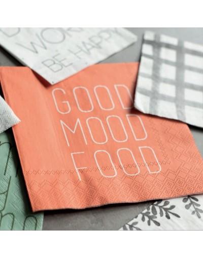 Хартиени салфетки Good Mood Food