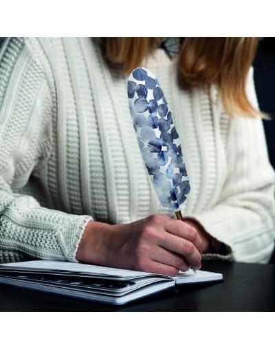 Перо за писане Синьо мастило