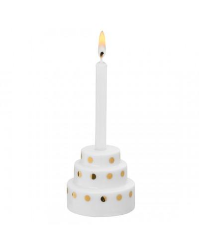 Свещ за желание Торта
