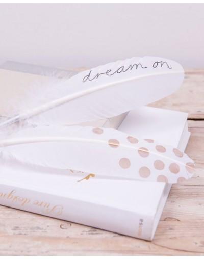 Перо за писане Dream on