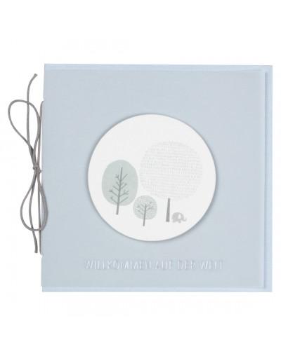 Картичка за новородено бебе