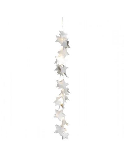 Светещ LED гирлянд Звезди