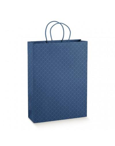 Луксозна хартиена подаръчна торбичка