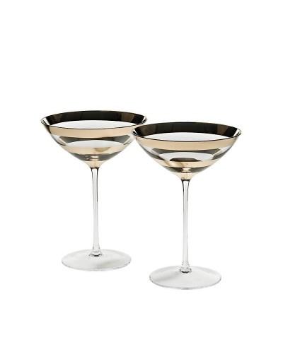 Сет две чаши за шампанско