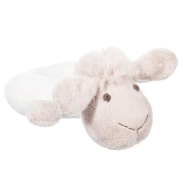 Плюшена дрънкалка Овца