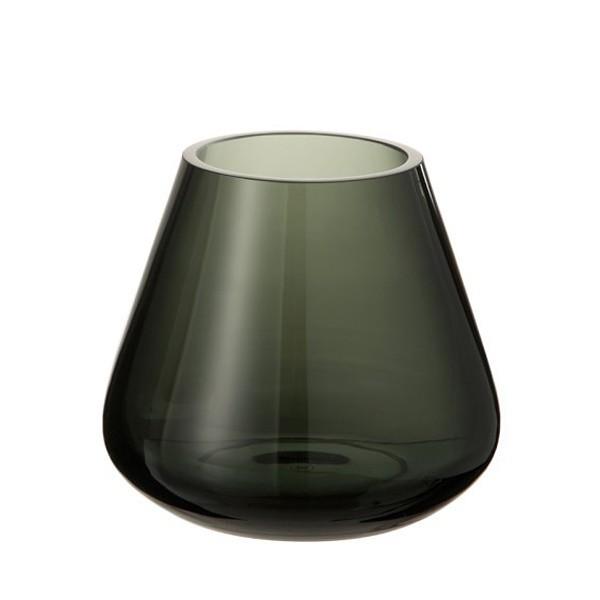 Свещник опушено стъкло