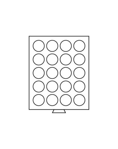 Сет за монети на три етажа
