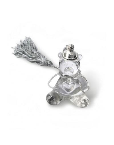 Кристална играчка Мече