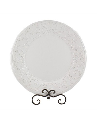 Бяла чиния Елси