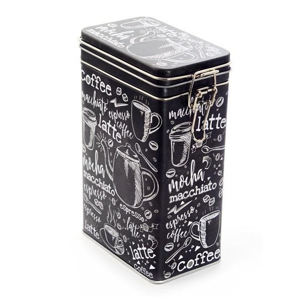 Метална кутия за кафе Неро