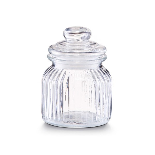 Стъклен буркан с капак и уплътнитнел