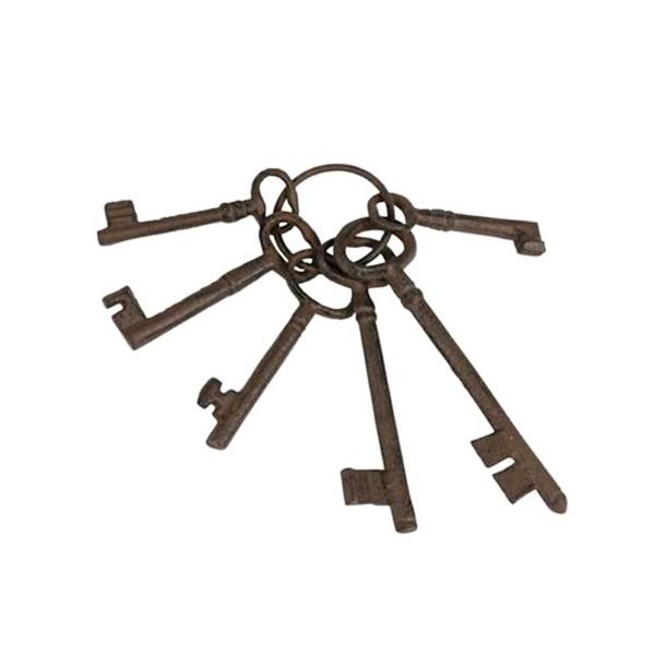 Метални ключове за декорация