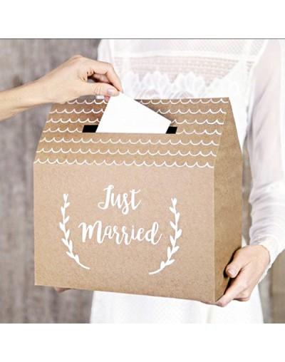 Сватбена кутия за парични подаръци и пожелания