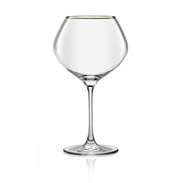 Комплект от 6 чаши за червено вино Визио