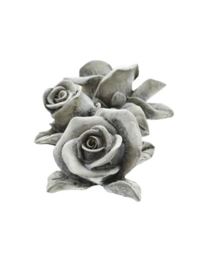 Клонка с три декоративни рози