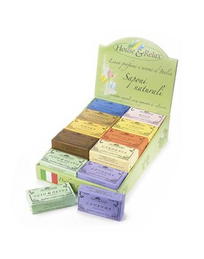 Натурален сапун с естествен аромат